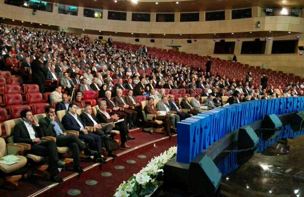 برگزاری چهارمین کنفرانس صنعت پخش ایران با حضور پررنگ گروه صنعتی ماموت