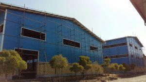 پروژه شرکت آذرتابان آسیا