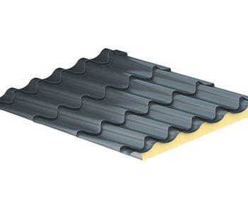 یک سازه مناسب و ایده آل با پوشش ساندویچ پانل سقفی و دیواری ماموت