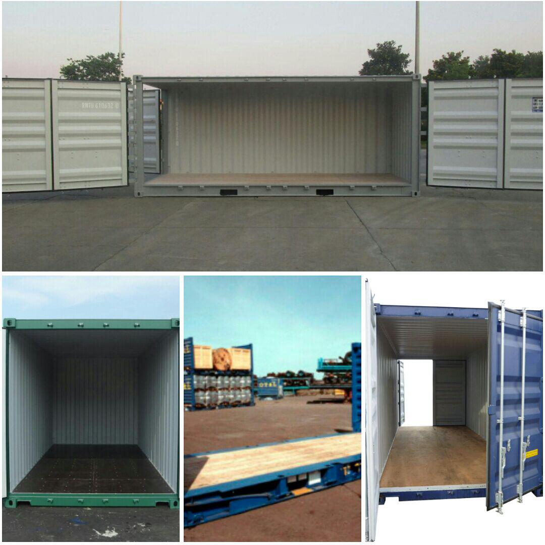 16 special types of transport containers