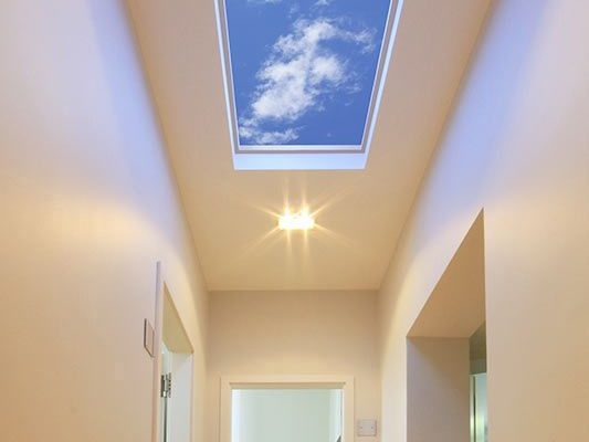 تفاوت میان  SKYLIGHT ، ROOFLIGHT چیست ؟