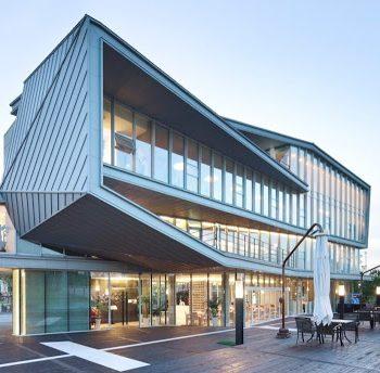 بهترین فلزات برای معماری خارجی