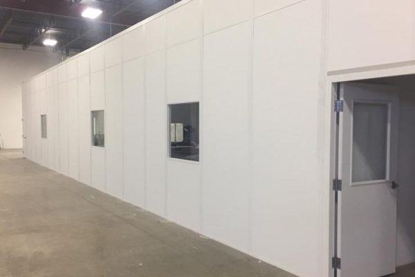 ساخت Cleanroom برای دستگاه های پزشکی
